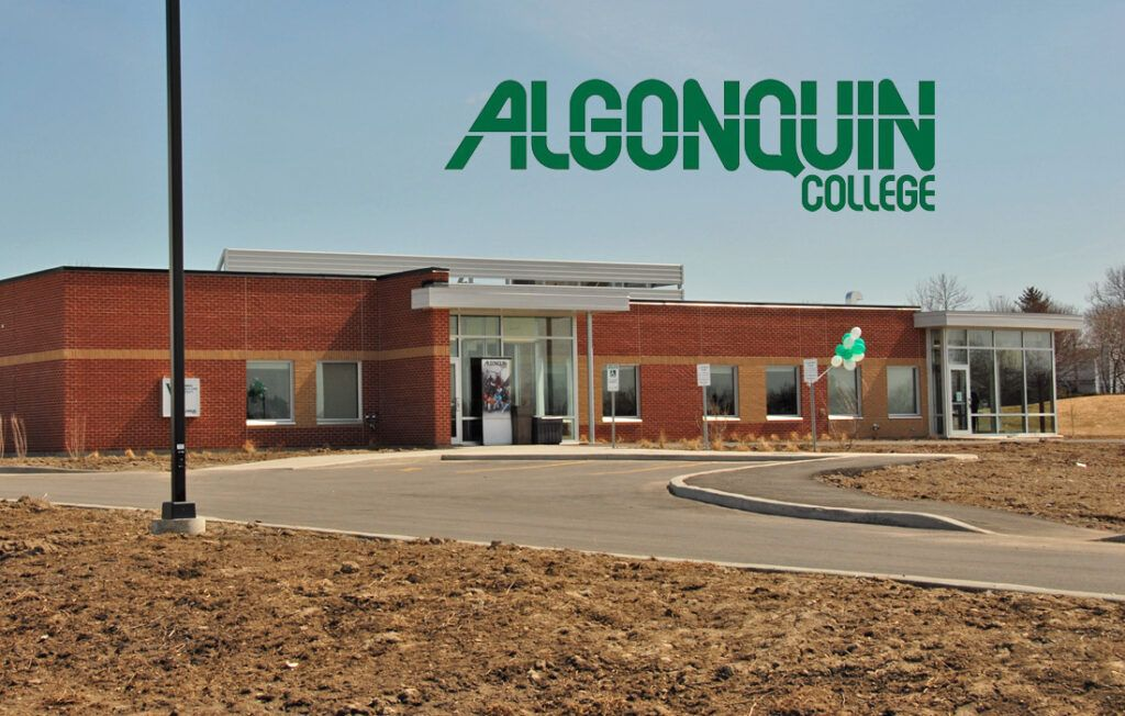 <strong>Algonquin College &#8211; Building V &#8211; Animal Health Care Facility</strong>